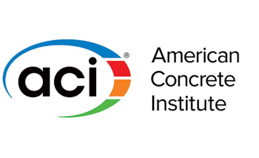 The American Concrete Institute (ACI)